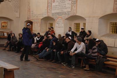 1. Tykocin synagogan