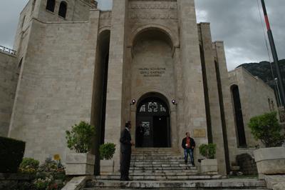 Skanderbegmuseet i Kruja.