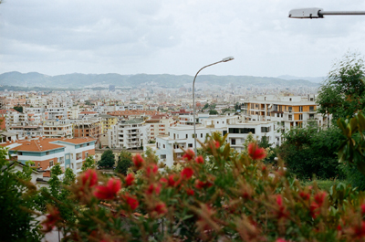 Huvudstaden Tirana – här har det bott människor sedan antikens dagar.