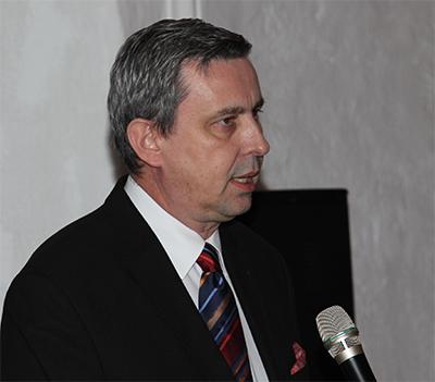Ambassadör Wiesław Tarka framhöll Svensk-Polska Samfundet stora betydelse och såg fram emot 100-års jubileet. Foto: Waldemar Ostrycharczyk
