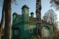 Moskén i Kruszyniany utan klotter.