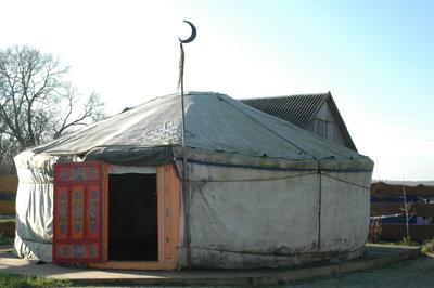 9. Kruszyniany nomadtält