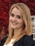 Aleksandra Pędraszewska – årets kvinnliga stident i Cambridge.  Foto: undergraduateoftheyear.com