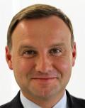 Andrzej Duda, okränkt president. Foto: Lukas Plewnia, wikipedia