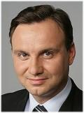 Den blivande presidenten Andrzej Duda. Bild: wikipedia.