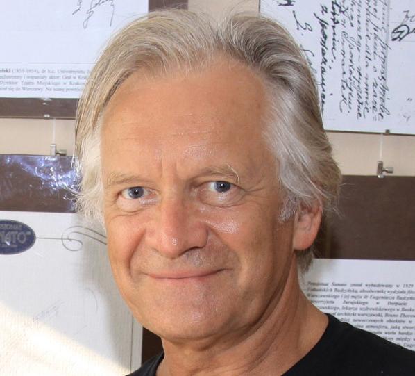 Skådespelaren och regissören Andrzej Seweryn. Foto: Jarosław Roland Kruk