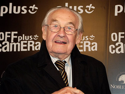Filmregissören Andrzej Wajda fyller 90 den 6 mars. Foto: Piotr Drabik, wikipedia.