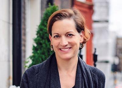 Den amerikanska journalisten Ann Applebaum.