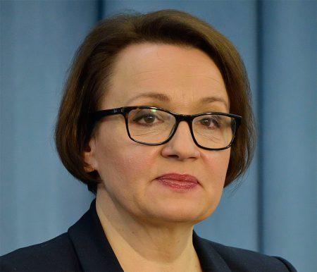 Skolminister Anna Zalewska, PiS. Foto: Adrian Grycuk.