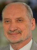 Försvarsminister Antoni Macierewicz . Bild: wikipedia.