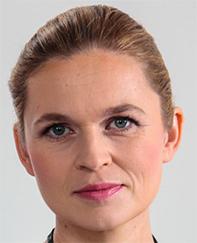 Barbara Nowacka blir Vänsterns kandidat i valet. Foto: barbaranowacka.eu