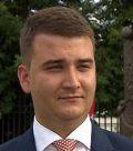 Bartosz Misiewicz, f.d. kansli- och prsschef på försvarsdepartementet.  Foto: Facebook.