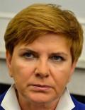 Premiärminister Beata Szydło. Foto: Adrian Grycuk, wikipedia.