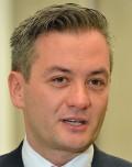 Anmäld borgmästare. Foto: RobertBiedroń 2014 . Foto: Adrian Grycuk wikipedia