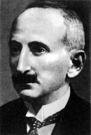 Poeten Bolesław Leśmian. Foto: wikipedia.