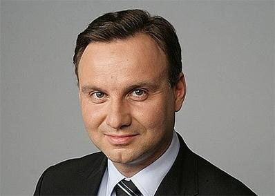 President Andrzej Duda. Bild: wikipedia.