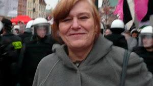 Ewa Holuszko kommer till Stockholm Pride 31 juli.
