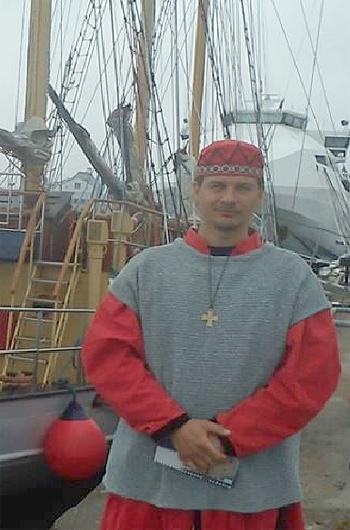 guiden Milosz Frumanczyk.