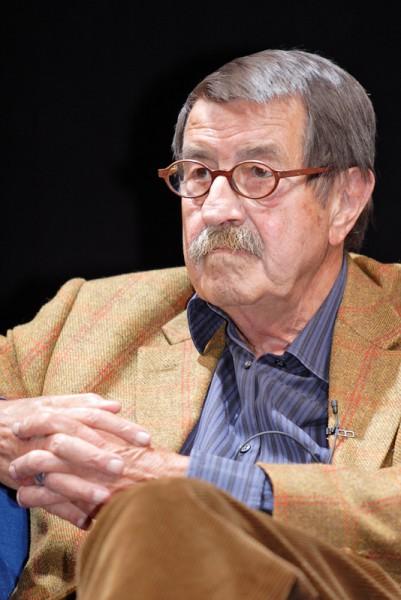 Günther Grass – tysk författare med starka band till Polen. Foto: wikipedia.