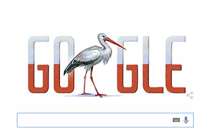 Googles stork