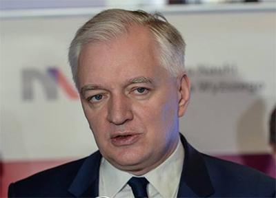 Högskoleminister och vice premiärminister Jarosław Gowin. Foto: Facebook.