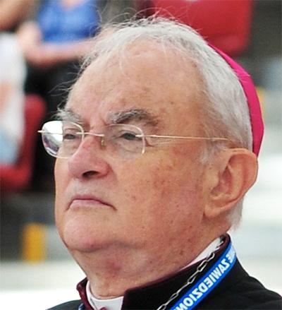 Ärkebiskop Henryk Hoser. Foto: Przemysław Jahr, wikipedia.