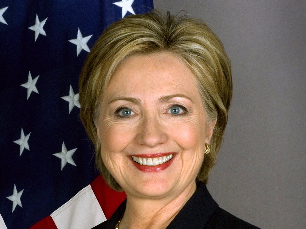 Demokraternas presidentkandidat Hillary Clinton. Foto: US Department of State.