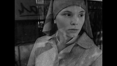 Agata Trzebuchowska spelade huvudrollen i filmen Ida.