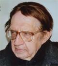 Poeten och prästen Jan Twardowski. Foto: Mariusz Kubik, wikipedia.