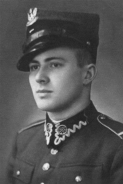 Jan Nowak-Jeziorański 1936. Foto: wikipedia