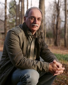 Författaren Jim Shepard. Foto: Shane Lavette.