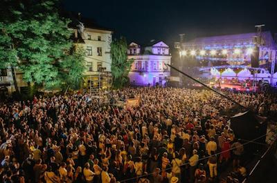 Judisk festival i Kraków. Foto: Michał Ramus.