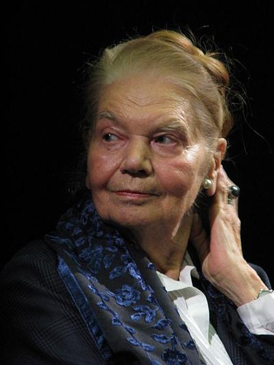 Julia Hatrwig. Foto: Mariusz Kubik, wikipedia.