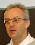 Kent Larsson, ordförande. Foto: G. Lindberg 2002.