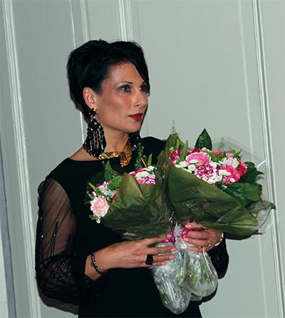 Klementyna Mateja, pressansvarig på Polska ambassaden.