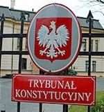 Konstitutionsdomstolens emblem. Foto: wikipedia.