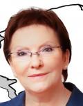 Ewa Kopacz. Foto. Regeringens webbplats.