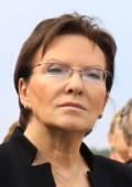 Ewa Kopacz vill att folkomröstningen ska ta med frågor från alla partier. Foto: wikipedia.