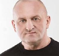 Bodybuildern Kowalski tillhör den nationalistiska falangen.
