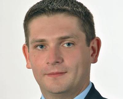 Vice försvarsminister Bartosz Kownacki. Foto: Facebook.