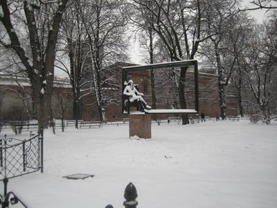 Jan Tutaj har skapat Krakóws nya Matejkoskulptur.