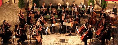 The Royal Kraków Academic Orchestra fråmträder på Bosjökloster den 10 aug.