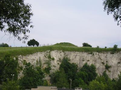 Kraks kulle utanför Kraków är en av de förkristnas heliga platser.
