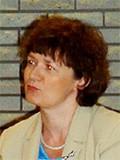 Kristina Sundquist – en trevlig tillgång i styrelsearbetet.