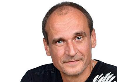 Paweł Kukiz, ledare för populistpartiet Kukiz'15.  Foto från Kukiz Faceboksida.