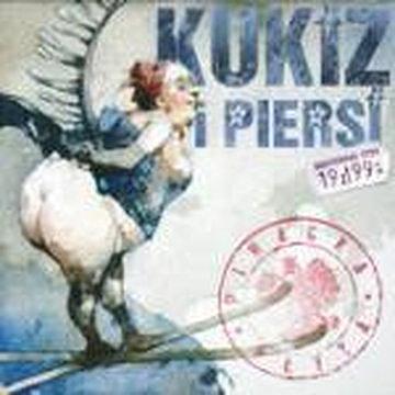 Kukiz i Piersi – skivomslag från punkkarriären.