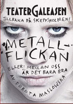 Metallflickan