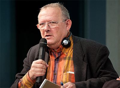 Adam MIchnik. Foto: Foto: Stephan Röhl, wikipedia