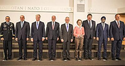 Nato overvager permanenta trupper i ostra europa