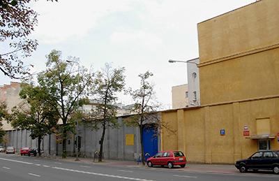 Fängelset i Mokotów , där så många motståndare till kommunistregimen suttit fängslade och blivit torterade. Foto: wikipedia.